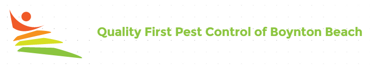 Quality First Pest Control of Boynton Beach logo